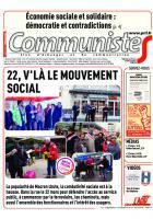 Journal CommunisteS n°717