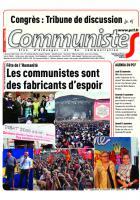Journal CommunisteS n°736