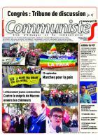 Journal CommunisteS n°737